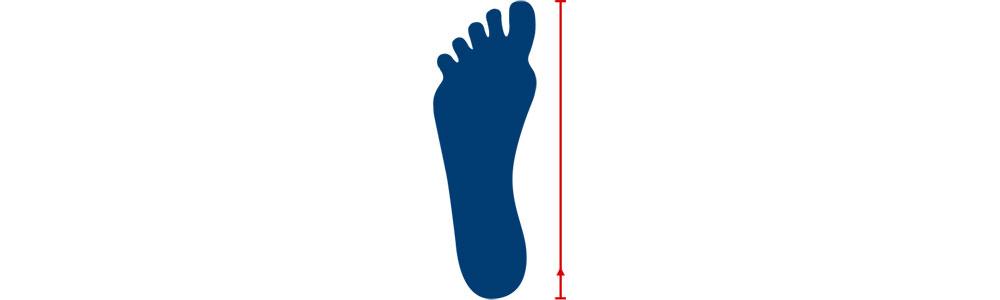 Πώς θα επιλέξεις το κατάλληλο νούμερο στα παπούτσια σου 1cf99aab241