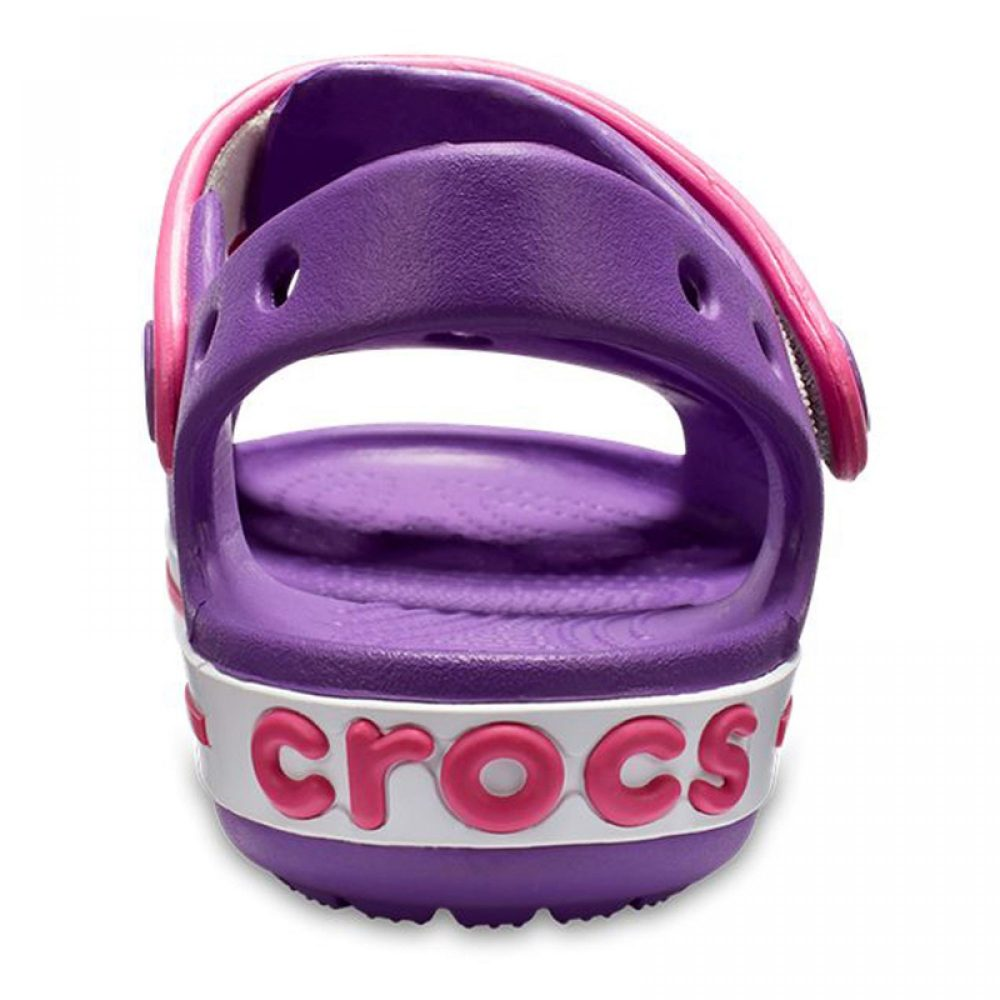 2f53fa33b33 Crocs Crocband Sandal Kids (12856-540) | Doctorsports.gr
